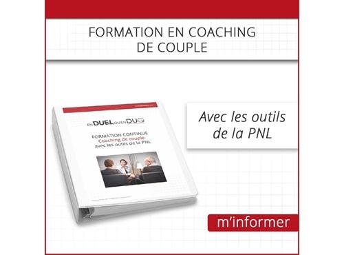 Formation en coaching de couple avec les outils de la PNL