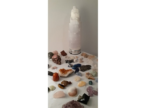 Soin vibratoire avec les cristaux