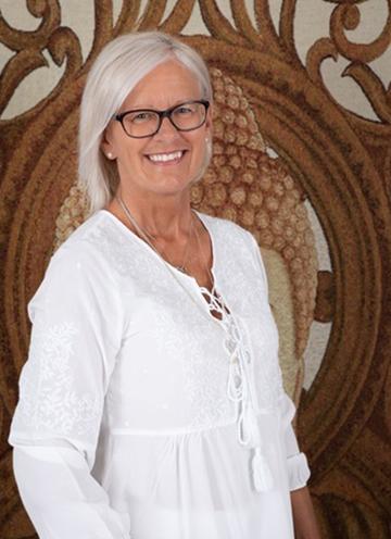 Sylvie Le Siege Accompagnatrice energetique et spirituelle